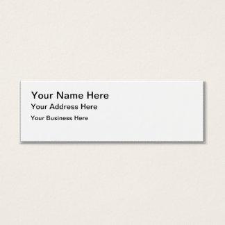 gift ideas for men mini business card
