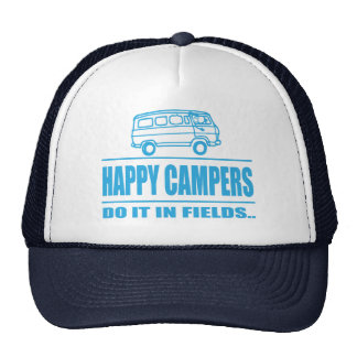 Gift Items For The Happy Inspired Camper Cap