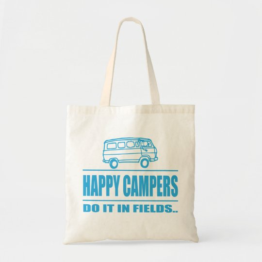 Gift Items For The Happy Inspired Camper Tote