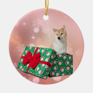 Gift of Barkley Ornament
