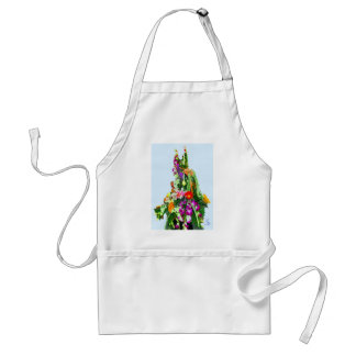 Gift of Flowers-OIL Apron