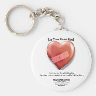 Gift of Healing Keychain