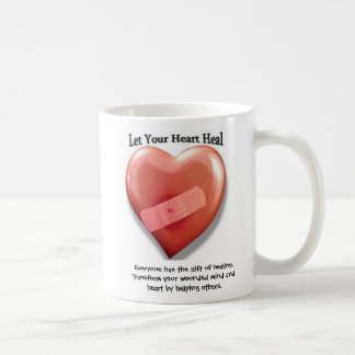 Gift of Healing Mug