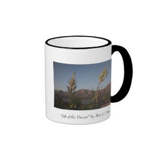 """Gift of the Yuccas"" Ringer Mug"
