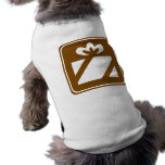 Gift Shop Highway Sign Pet Clothes