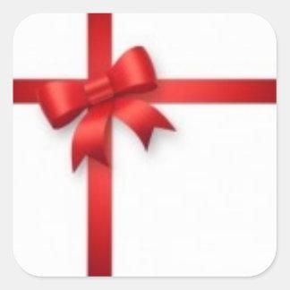 Gift Square Sticker