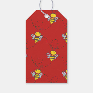 GIFT TAGS BEES