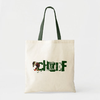 Gift Tote Bag Indian Chief Leader Boss Supervisor