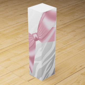 Gift Wrap Collection Wine Box