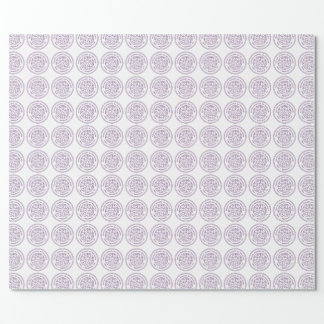 Gift Wrapping with Crest Wrapping Paper