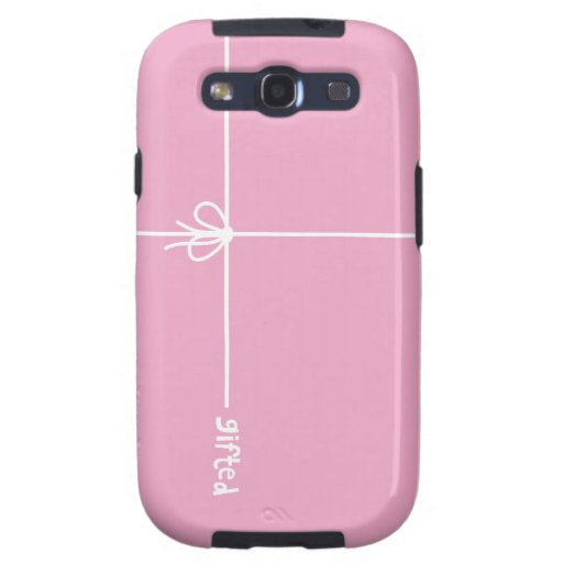 Gifted Samsung Galaxy S3 Case