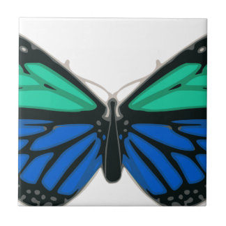 Gifts Butterfly Small Square Tile