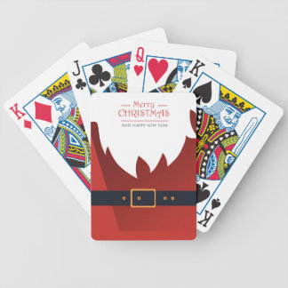 Image result for father christmas playing cards
