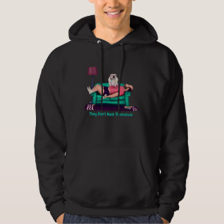 Gifts for Bulldog Owners | Funny Dog Sweatshirt