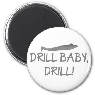 Gifts for Dentists & Dental School Grads 6 Cm Round Magnet