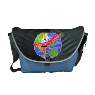 Gifts for Father's day or his birthday Messenger Bag