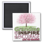 Gifts for Grandma Refrigerator Magnets