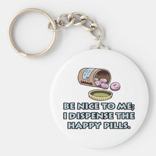 Gifts for Pharmacists Keychains