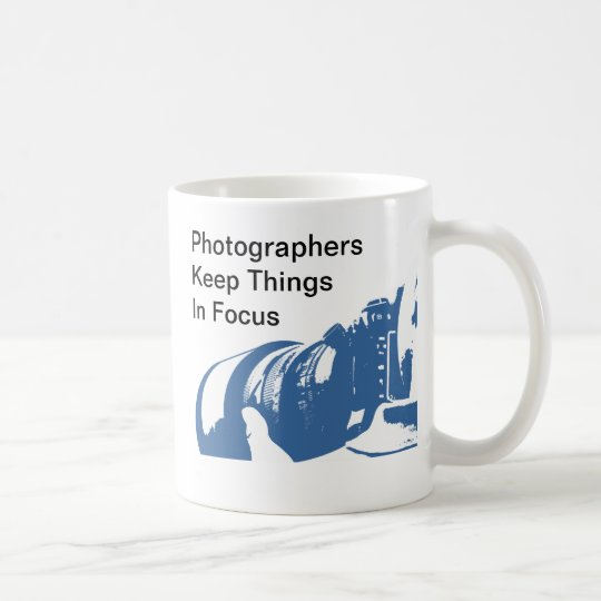 Gifts For Photographers Coffee Mug