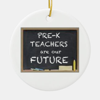 GIFTS FOR PRE-K TEACHERS CHRISTMAS ORNAMENT
