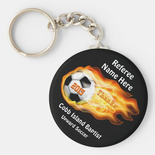 Gifts for Soccer Referees or Coaches, 4 Text