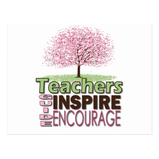 Gifts for Teachers Postcards