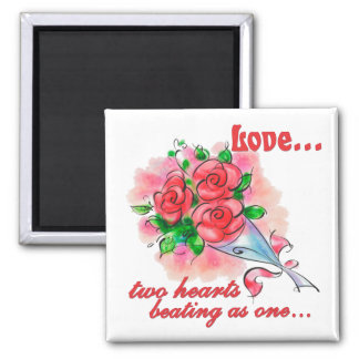 Gifts of Love Refrigerator Magnet