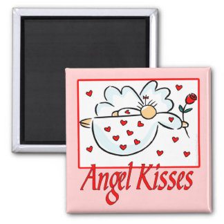 Gifts Of Love Square Magnet