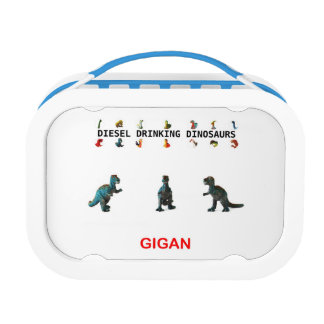 GIGAN LUNCH BOX