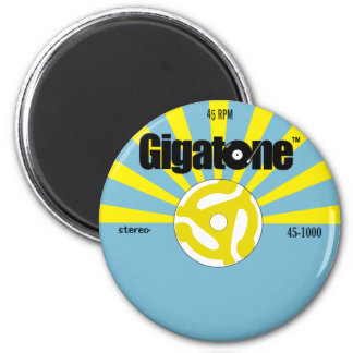 Gigatone Label Magnet