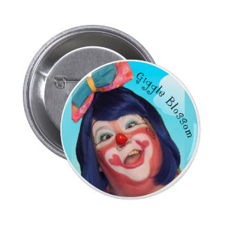 Giggle Blossom the Clown Pin