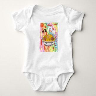 Giggle Flakes Babygro Baby Bodysuit