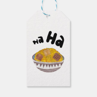 Giggle Flakes Gift Tags
