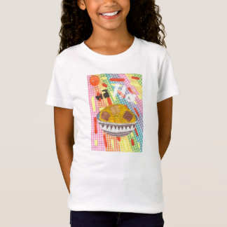 Giggle Flakes Girl's T-Shirt