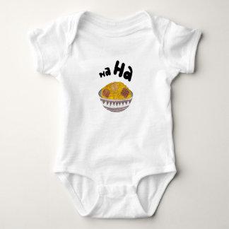 Giggle Flakes No Background Babygro Baby Bodysuit