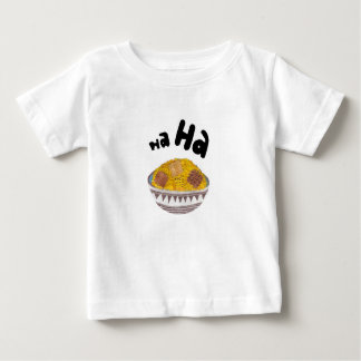 Giggle Flakes No Background Infant T-Shirt