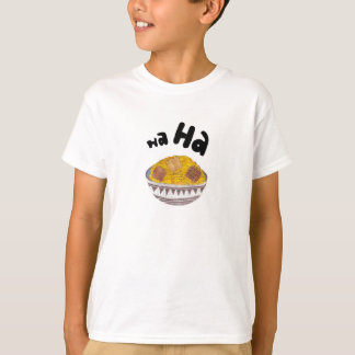 Giggle Flakes No Background Kid's T-Shirt