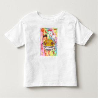 Giggle Flakes Toddler T-Shirt