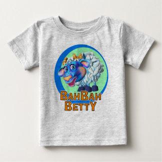 GiggleBellies Bah Bah Betty the Sheep Baby T-Shirt