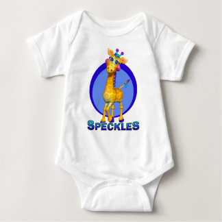 GiggleBellies Speckles the Giraffe Shirts