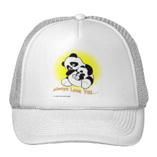 gigglePanda for Mother's Day Hats