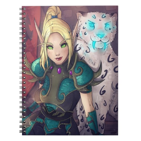 Gigi & Frostbite Notebook