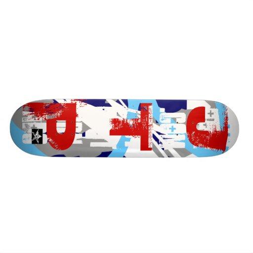 gigpIK NEEDS WORDS, L, S, SLAM, 3, MYSPACE.COM/... Skate Boards