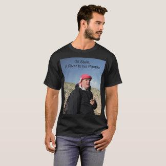Gil Stein River Photo Humor T-Shirt