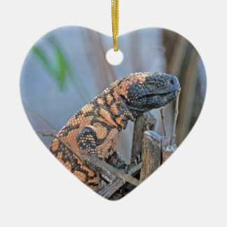 Gila Monster Christmas Ornament