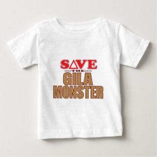 Gila Monster Save Baby T-Shirt