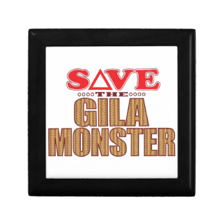 Gila Monster Save Gift Box
