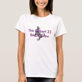 Gilbert 23 RAOK Crew - dog silouette T-Shirt