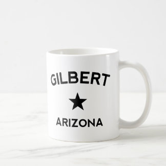 Gilbert Arizona Basic White Mug