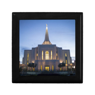 GIlbert Arizona LDS Temple Gift Box